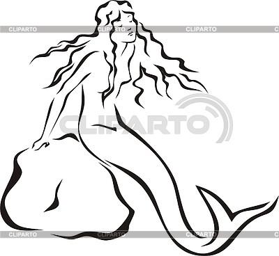 400x368 Mermaids Stock Photos And Vektor Eps Clipart Cliparto 2