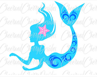 340x270 Mermaid Svg Etsy
