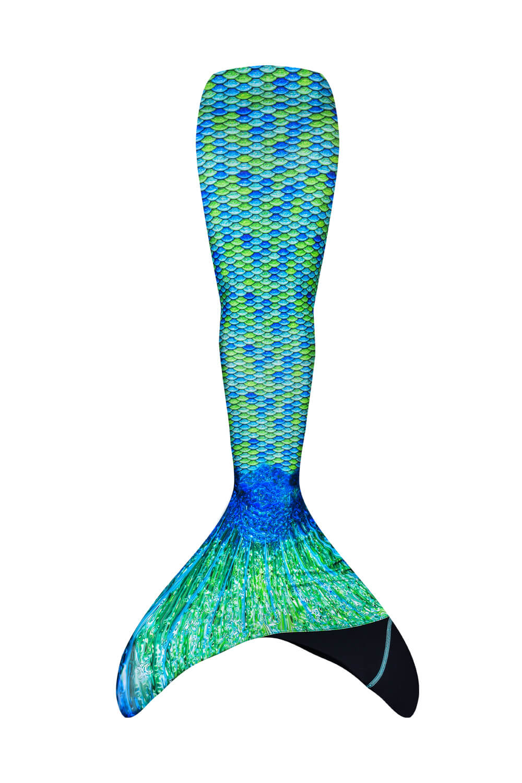 1000x1500 Green Blue Scales Mermaid Tail For Kids Amp Adults Fin Fun Mermaid