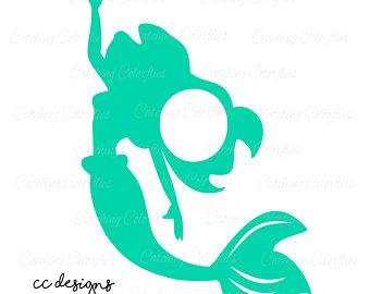 340x270 Mermaid Tail Svg Cut Files Mermaid Cut Files Mermaid Svg