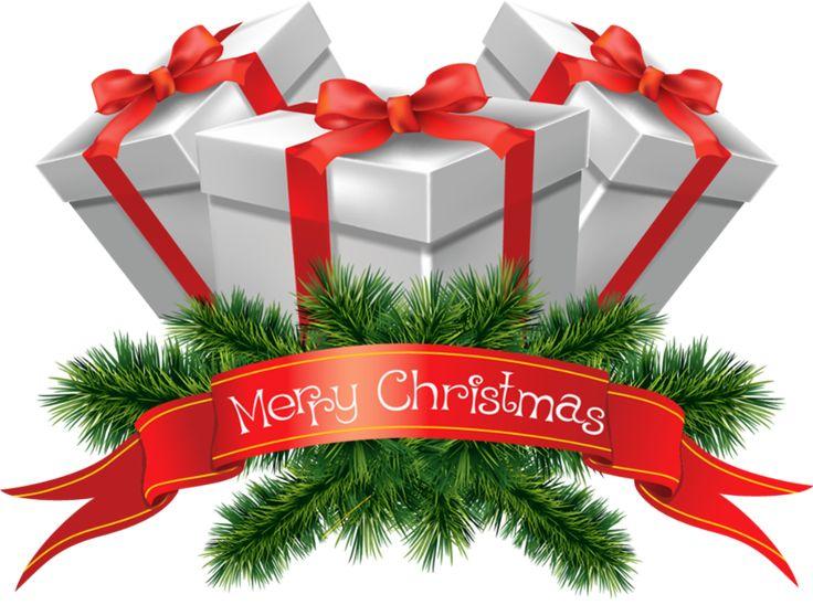 Merry Christmas Art Clip