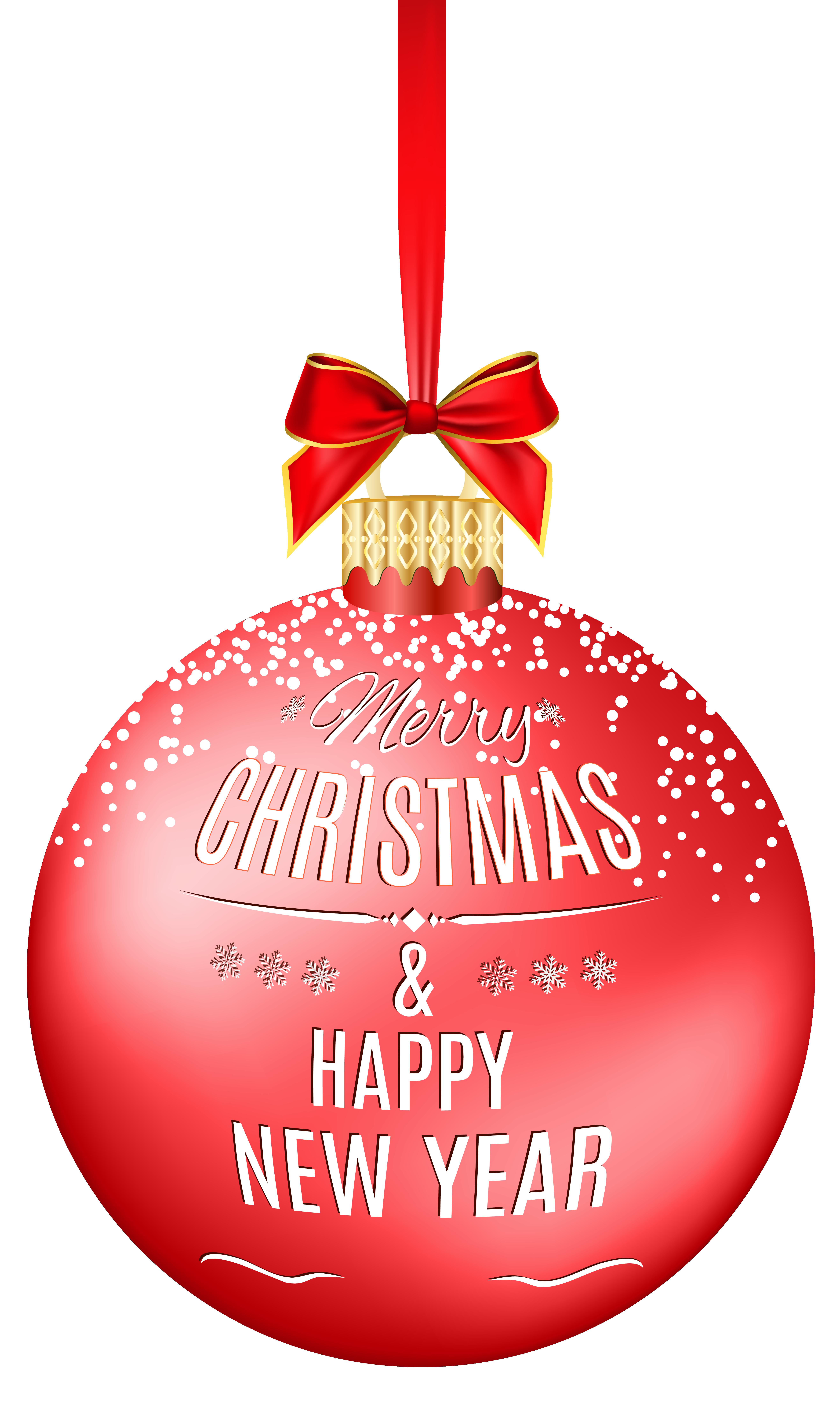 5271x8785 Merry Christmas Ball Transparent Png Clip Art Imageu200b Gallery