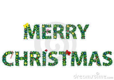 400x283 Merry Christmas Clip Art Words