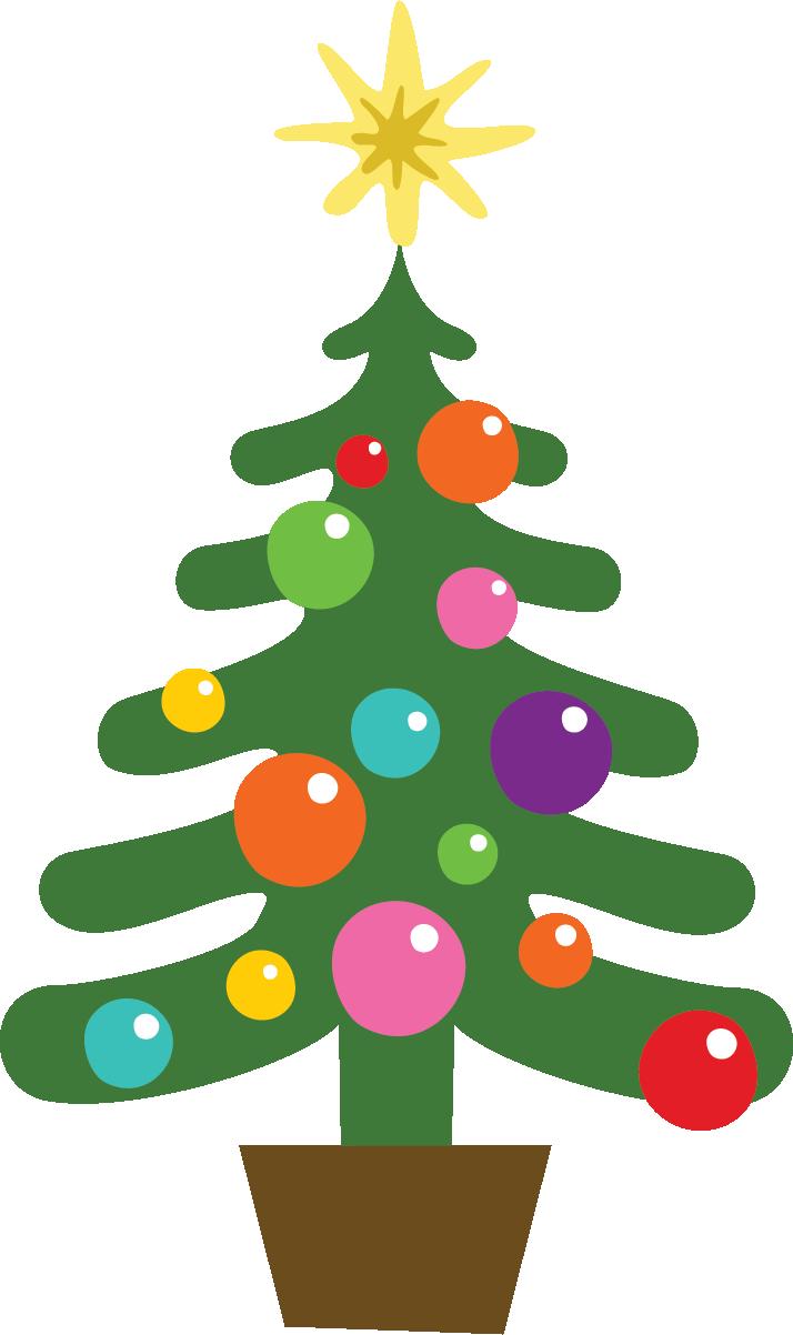 Merry Christmas Art Clips