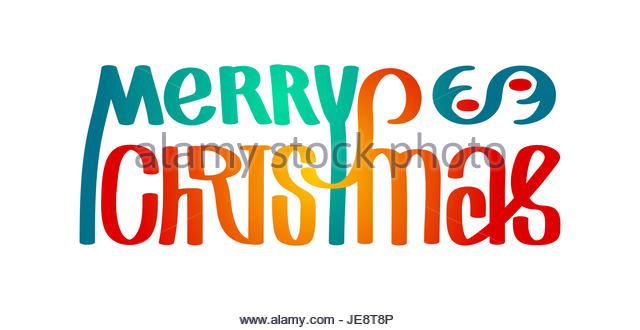 640x330 Merry Christmas Lettering Isolated Stock Photos Amp Merry Christmas