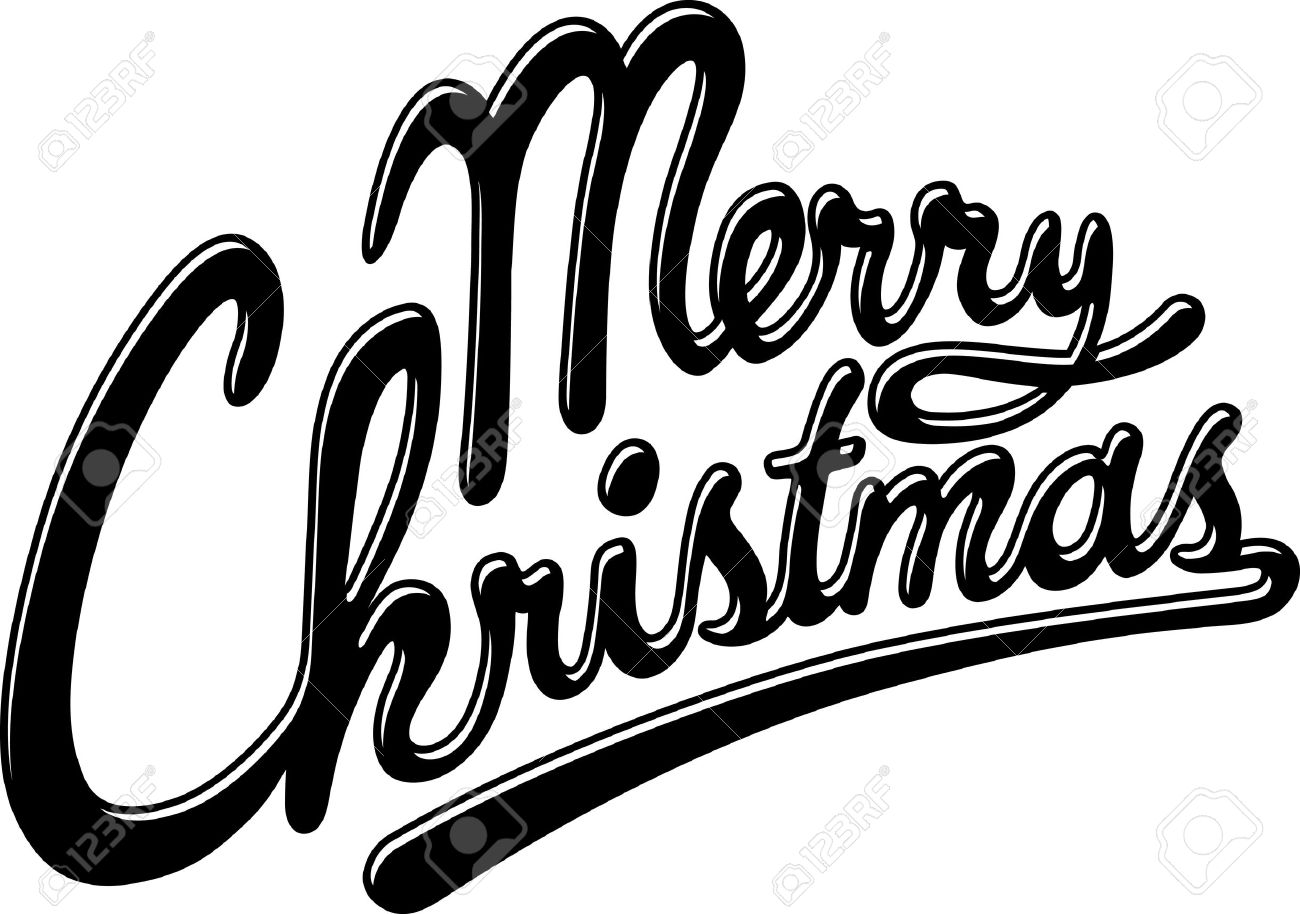 1300x914 Merry Christmas Clipart Logo