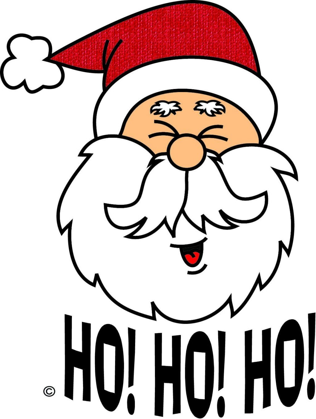 1024x1356 Christmas ~ Cartoons Clipart Santa Claus Cartoon Images