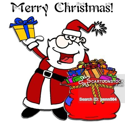 400x400 Merry Christmas Cartoons And Comics