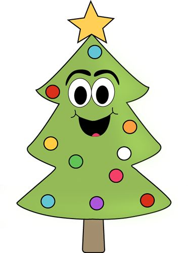 372x500 The Best Cartoon Christmas Tree Ideas Christmas