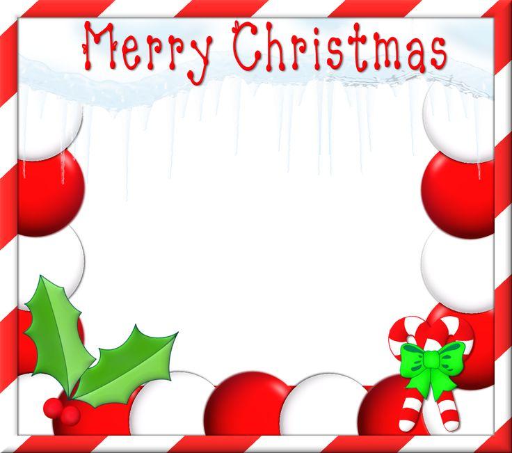 736x651 Merry Christmas Clipart Border