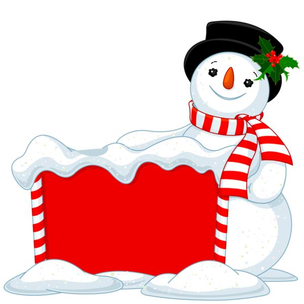 Merry Christmas Clipart Banner