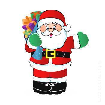 350x350 Christmas Images Clipart