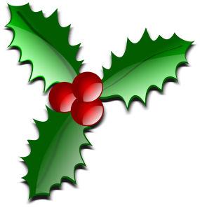 285x300 Free Small Christmas Clipart