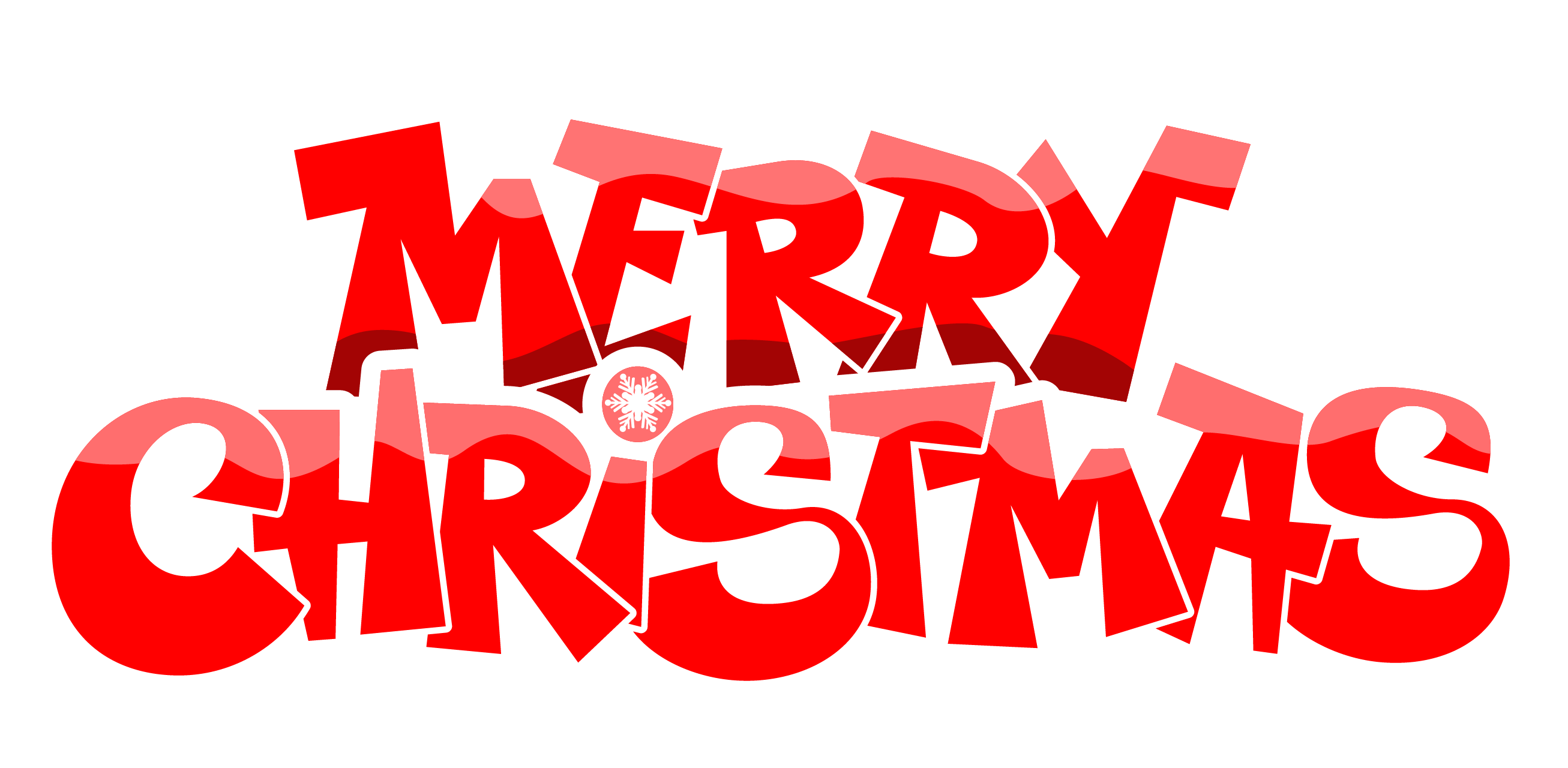 2613x1280 Merry Christmas Clipart Transparent