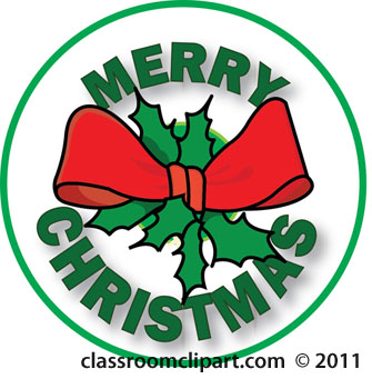 335x350 Merry Christmas Transparent Clipart