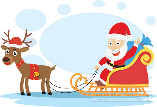 550x374 Free Christmas Clipart