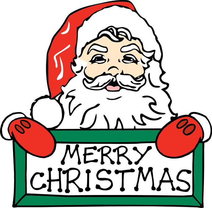 684x673 Merry Christmas Clipart Christmas Day