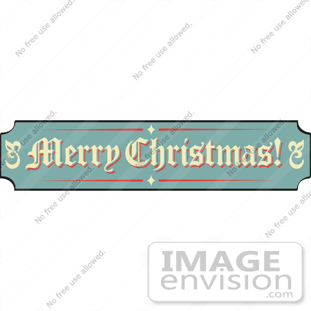 450x450 Royalty Free Cartoon Clip Art Of A Green, Tan And Red Sign Reading