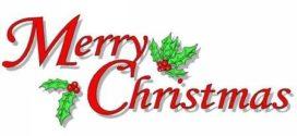 272x125 Free Merry Christmas Clip Art Clipart Panda