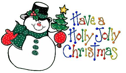 430x250 Merry Christmas Clip Art Words