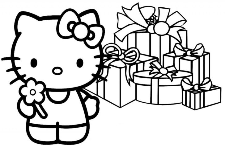 728x493 cute merry christmas coloring page coloring pages kids