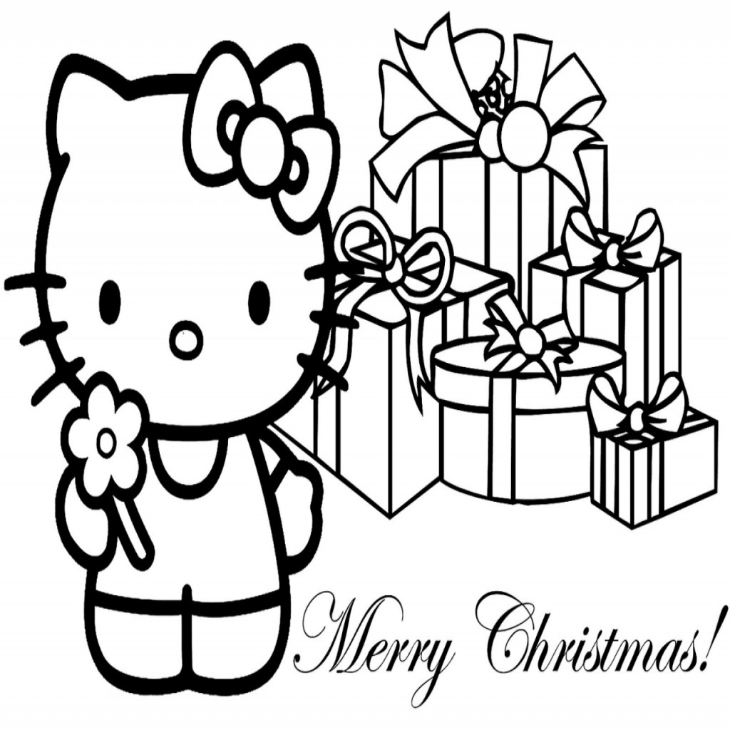 1024x1024 Fresh Children's Christmas Coloring Pages Free