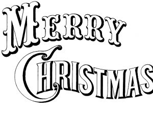 300x225 Merry Christmas Coloring Pages Wiki Coloring