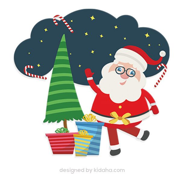 Merry Christmas Free Clipart