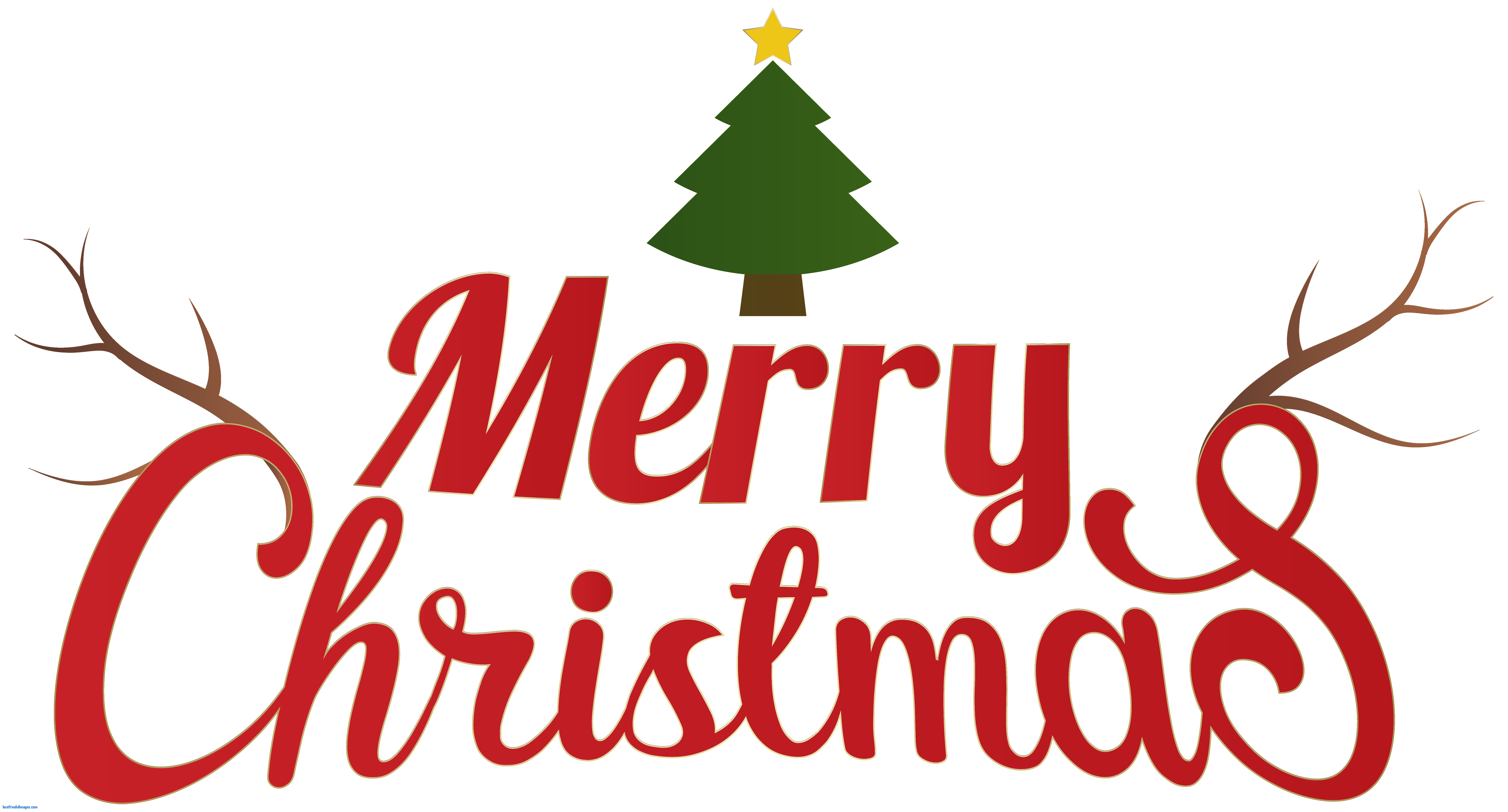 8000x4309 Fabulous Charlie Brown Christmas Tree Clip Art Penguin No