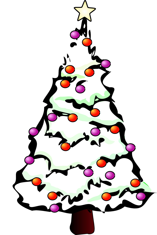 1979x2950 Merry Christmas Clipart Christmas Tree