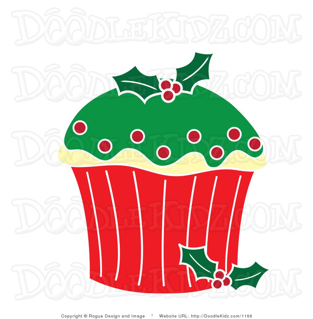 1024x1044 Merry Christmas Clipart Cupcake