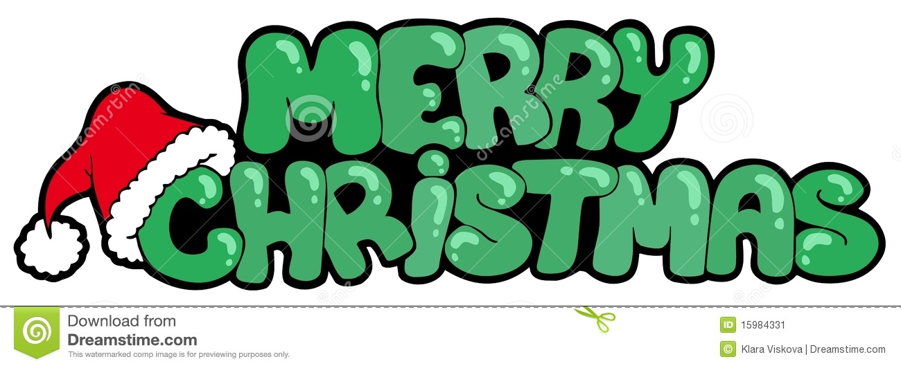 1300x532 Christmas Signs Clipart