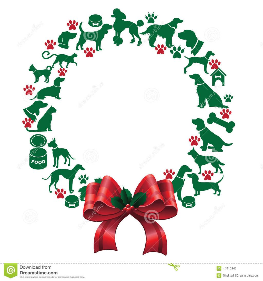 1024x1093 Christmas ~ Christmas Wreathlip Art Images Animated Merry