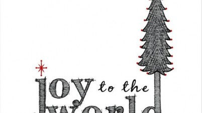 402x226 Black And White Christmas Card Templates