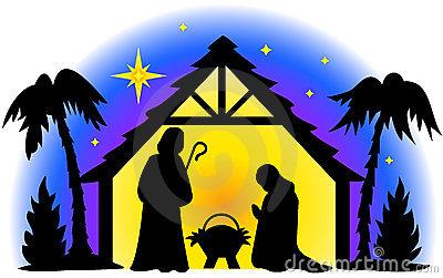 400x251 Nativity Clip Art 4 Image