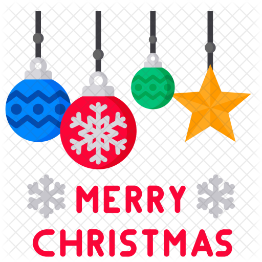 512x512 Merry, Christmas, Greeting, Star, Decoration, Celebfratin Icon