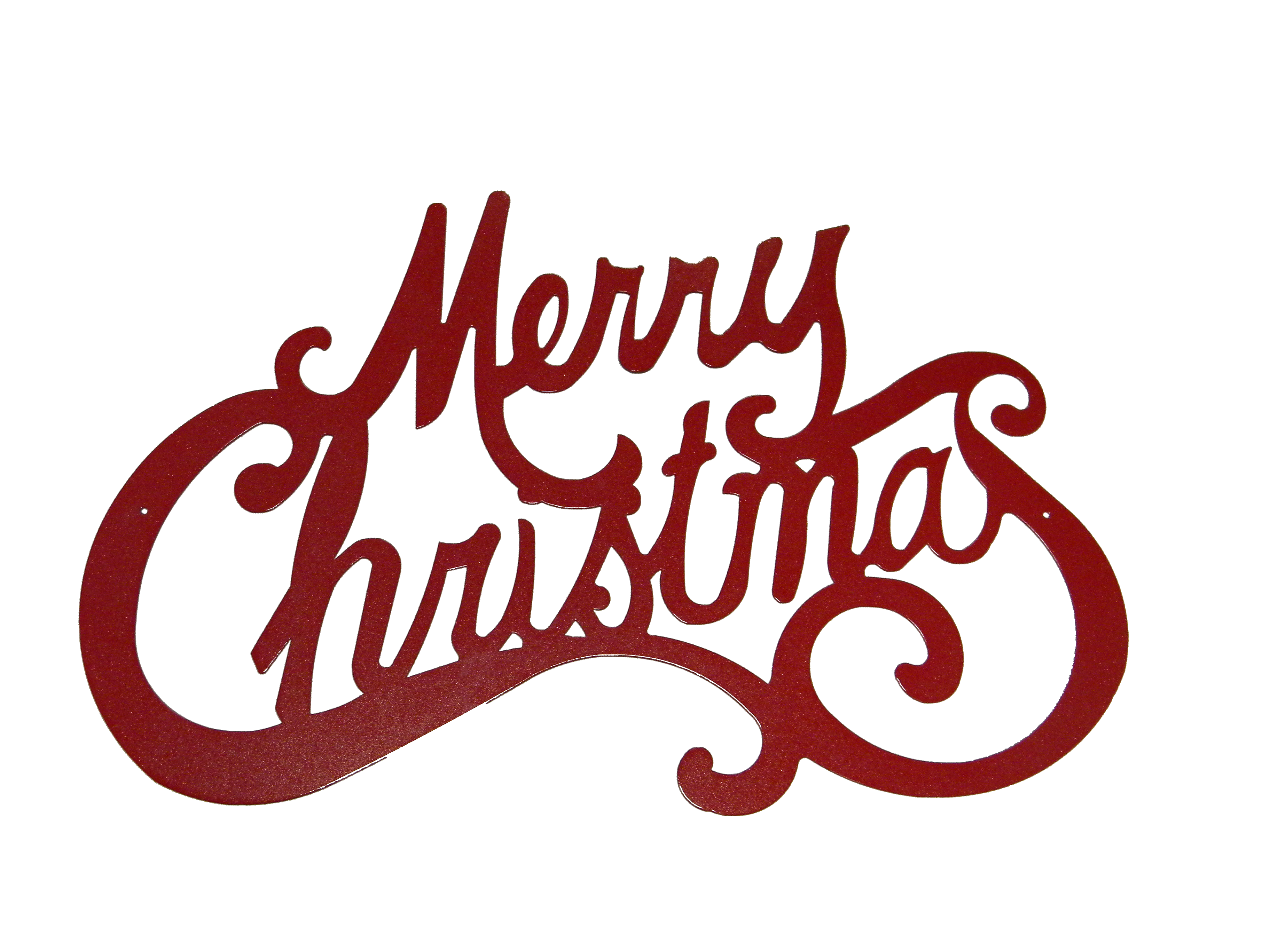 3648x2736 Merry Christmas Sign