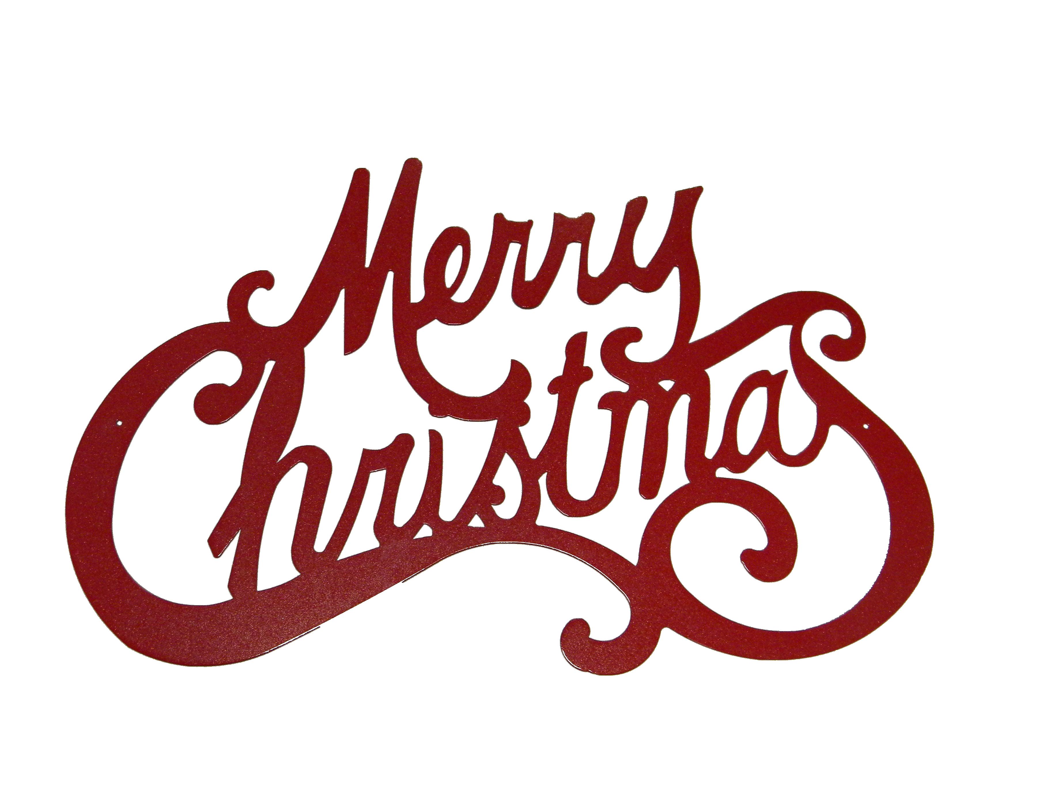 3648x2736 Merry Christmas Sign