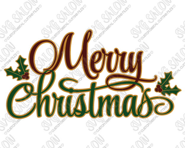 625x500 Christmas Cut File In Svg, Eps, Dxf, Jpeg, And Png