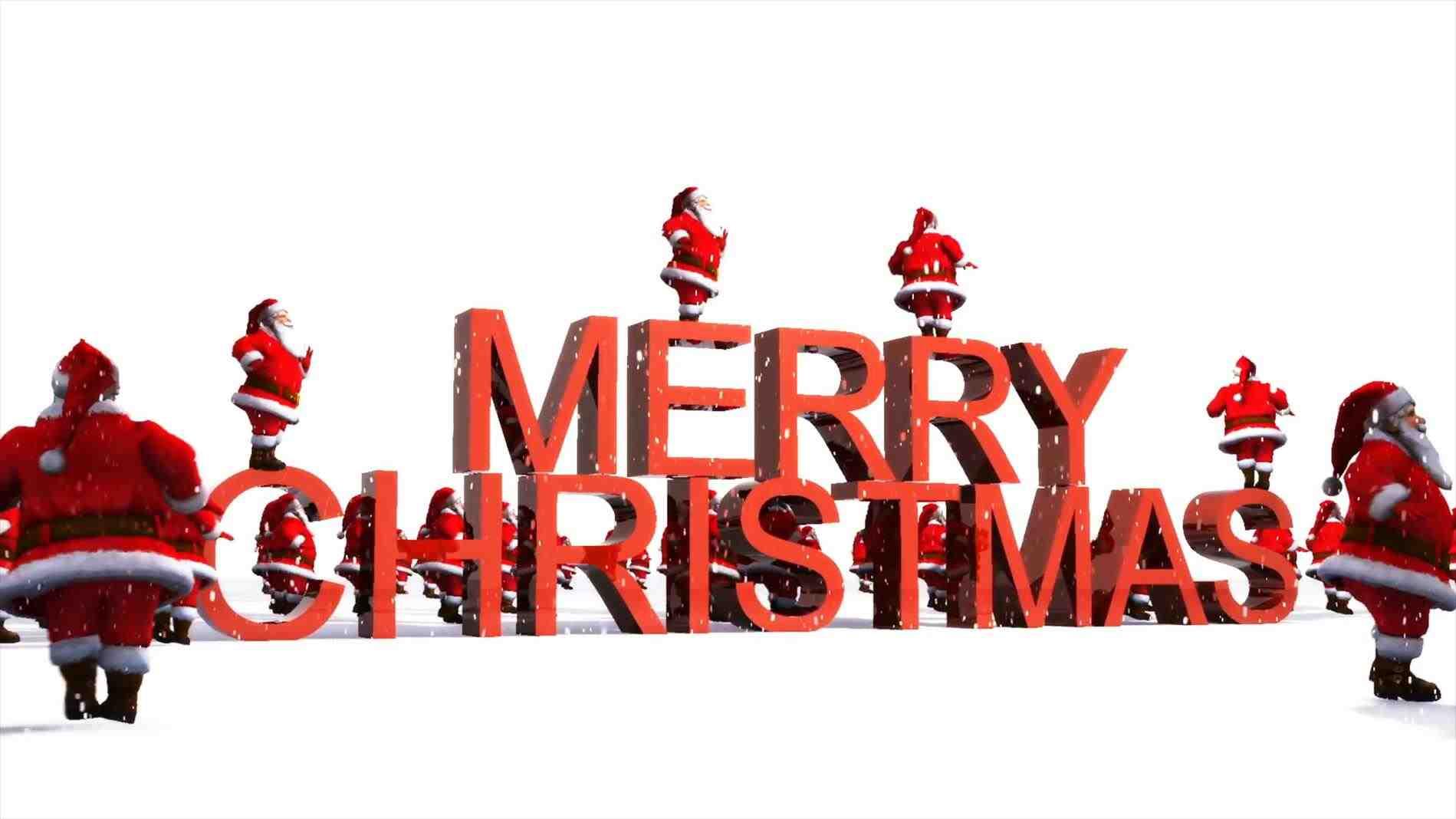 1899x1068 Merry Christmas Text Cheminee.website