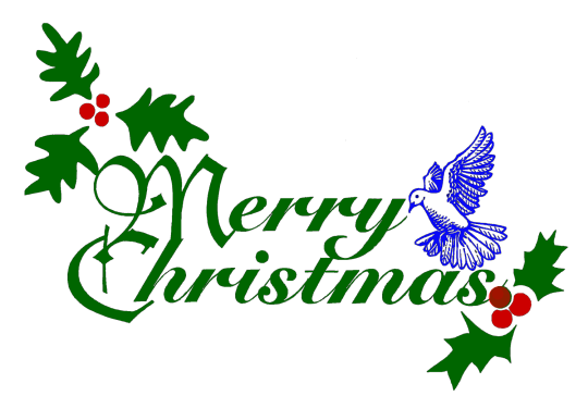 540x375 Merry Christmas Text Png 19 Christmas Verses And Poems