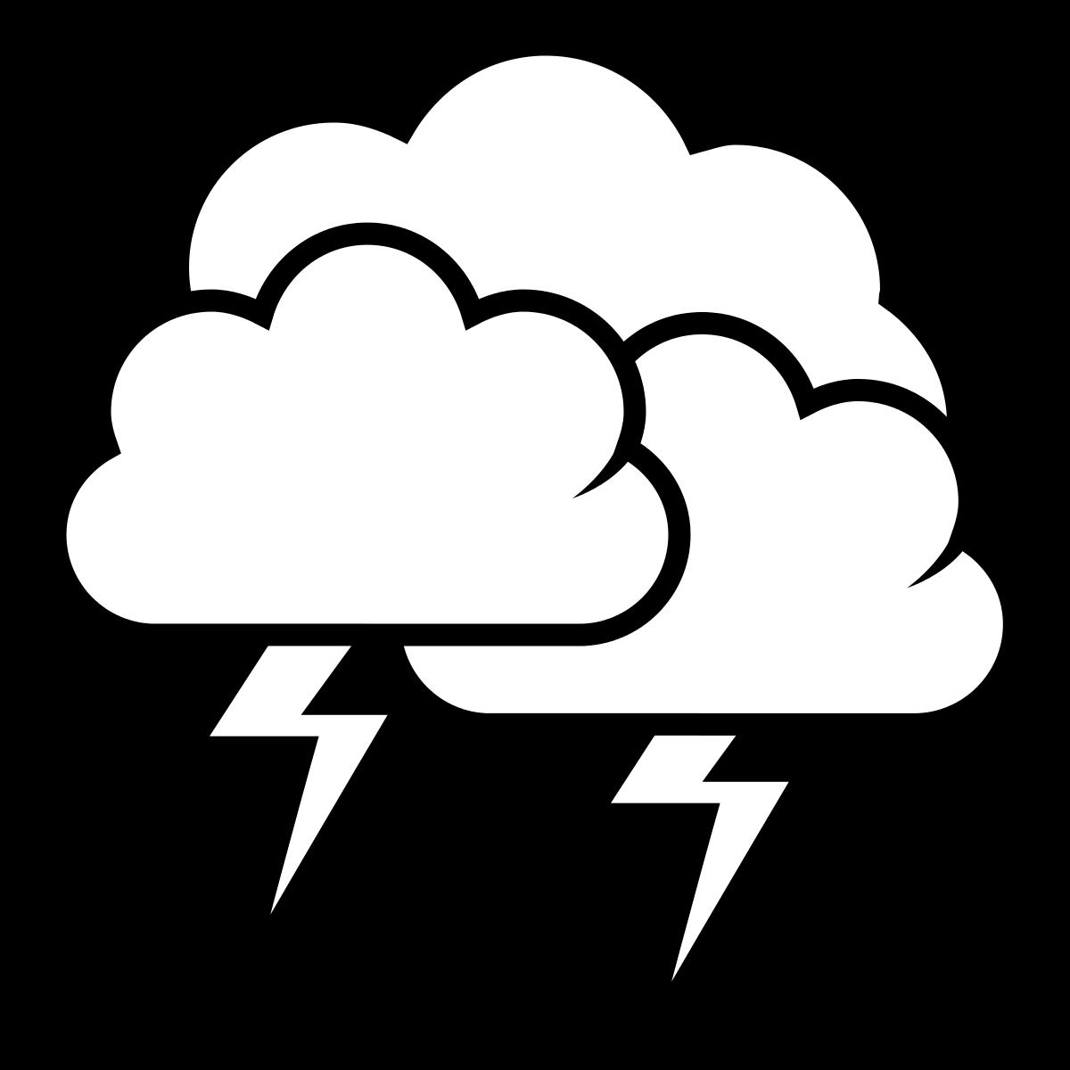 1200x1200 Storm Clipart Kaboom