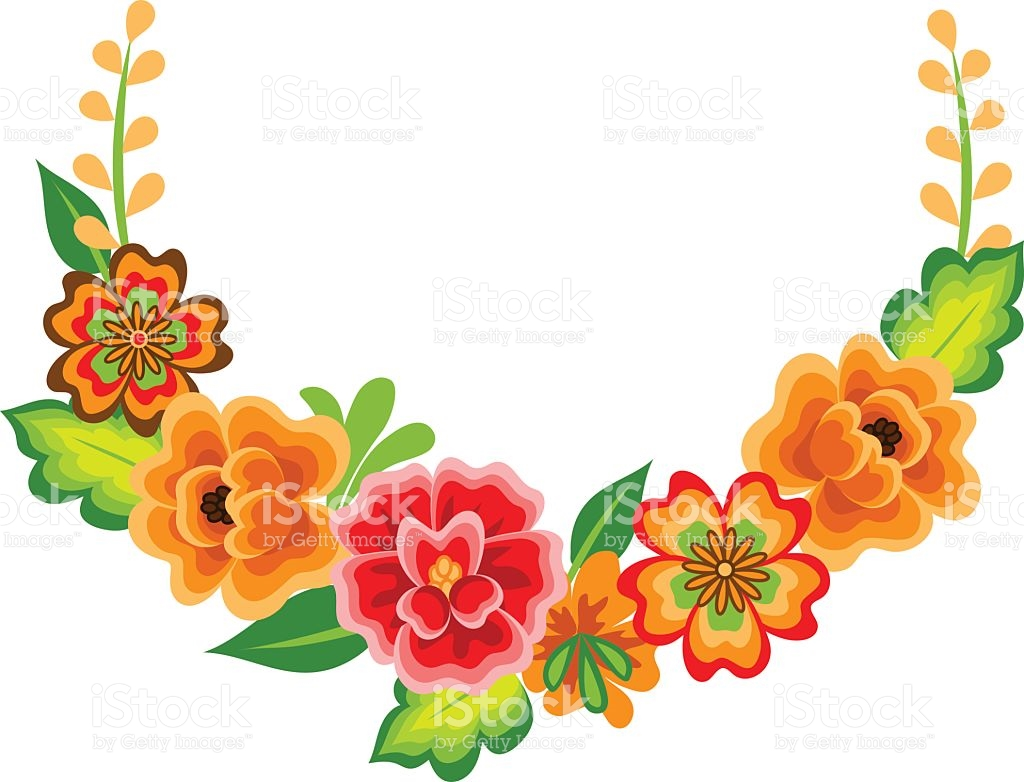 1024x782 Mexican Clipart Mexican Flower Clipart