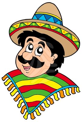 271x400 Mexican Clipart