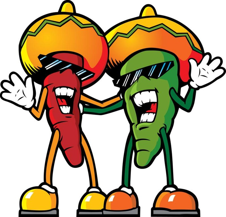 736x709 Chili Clipart Mexican Dinner
