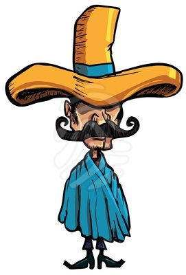 271x400 Mexican Clipart Clipart Image