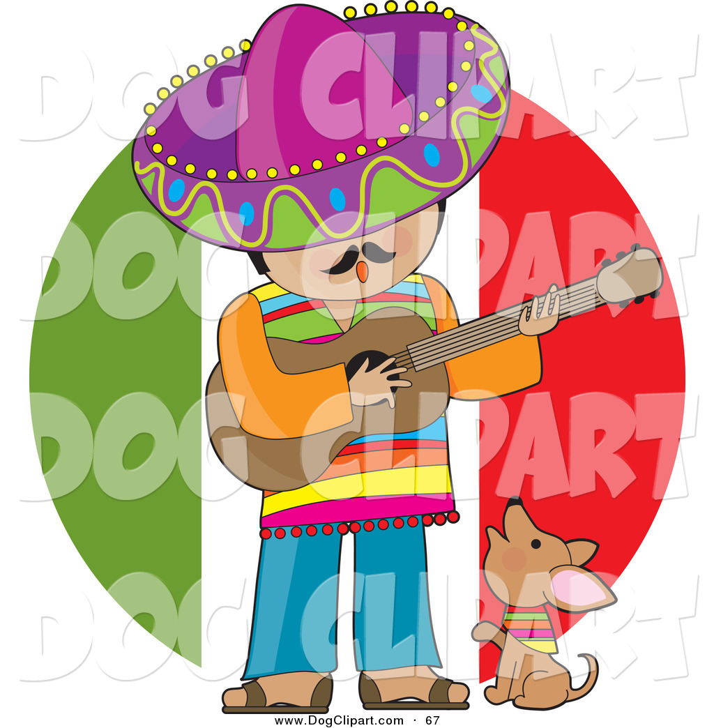 1024x1044 Mexican Dog Clipart