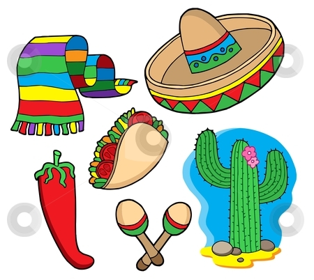 450x402 Mexican Cliparts