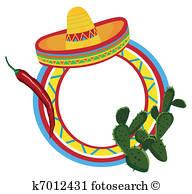 192x194 Mexican Culture Clip Art Vector Graphics. 11,428 Mexican Culture