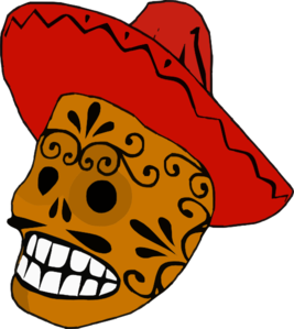 267x299 Pic Mexican Culture Clipart Image